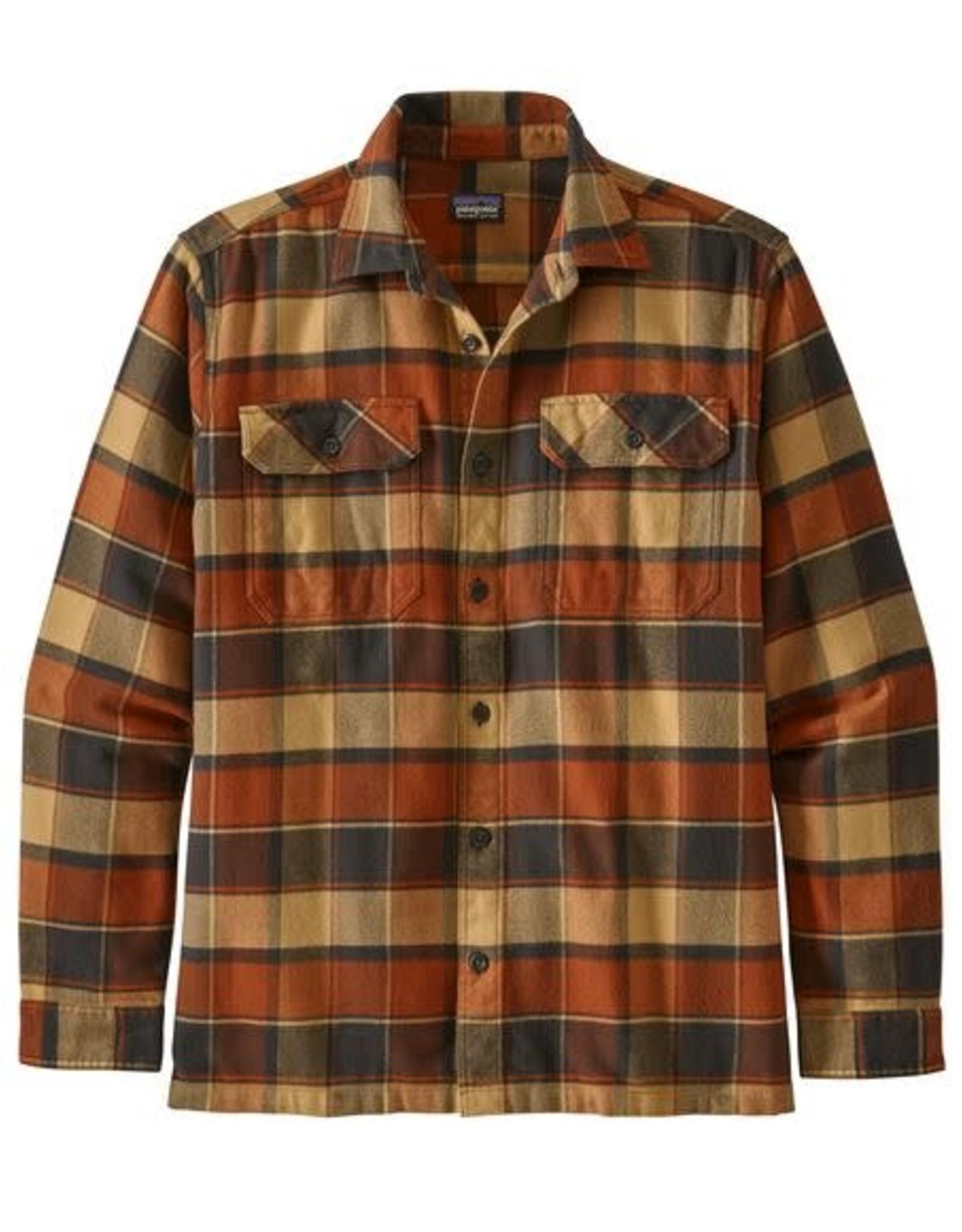 Patagonia Patagonia M's L/S Fjord Flannel Shirt