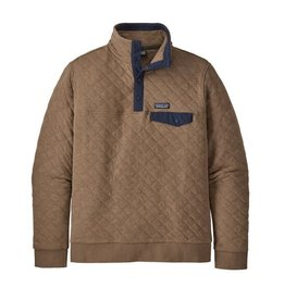 Patagonia Patagonia Men's Organic Cotton Quilt Snap-T Pullover