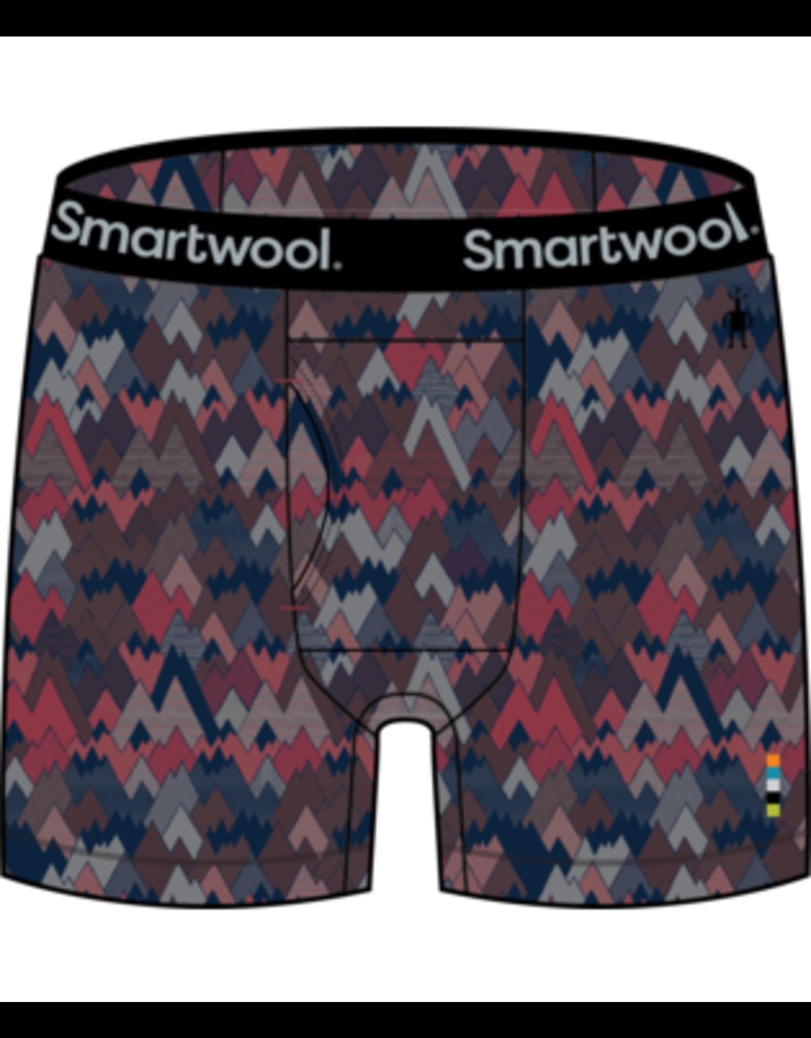 Smartwool Smartwool M's Merino 150 Print Boxer Brief