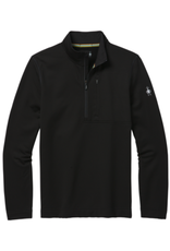 Smartwool Men's Merino Sport Fleece 1/2 Zip BLACK XL