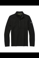 Smartwool Men's Merino Sport Fleece 1/2 Zip BLACK XL