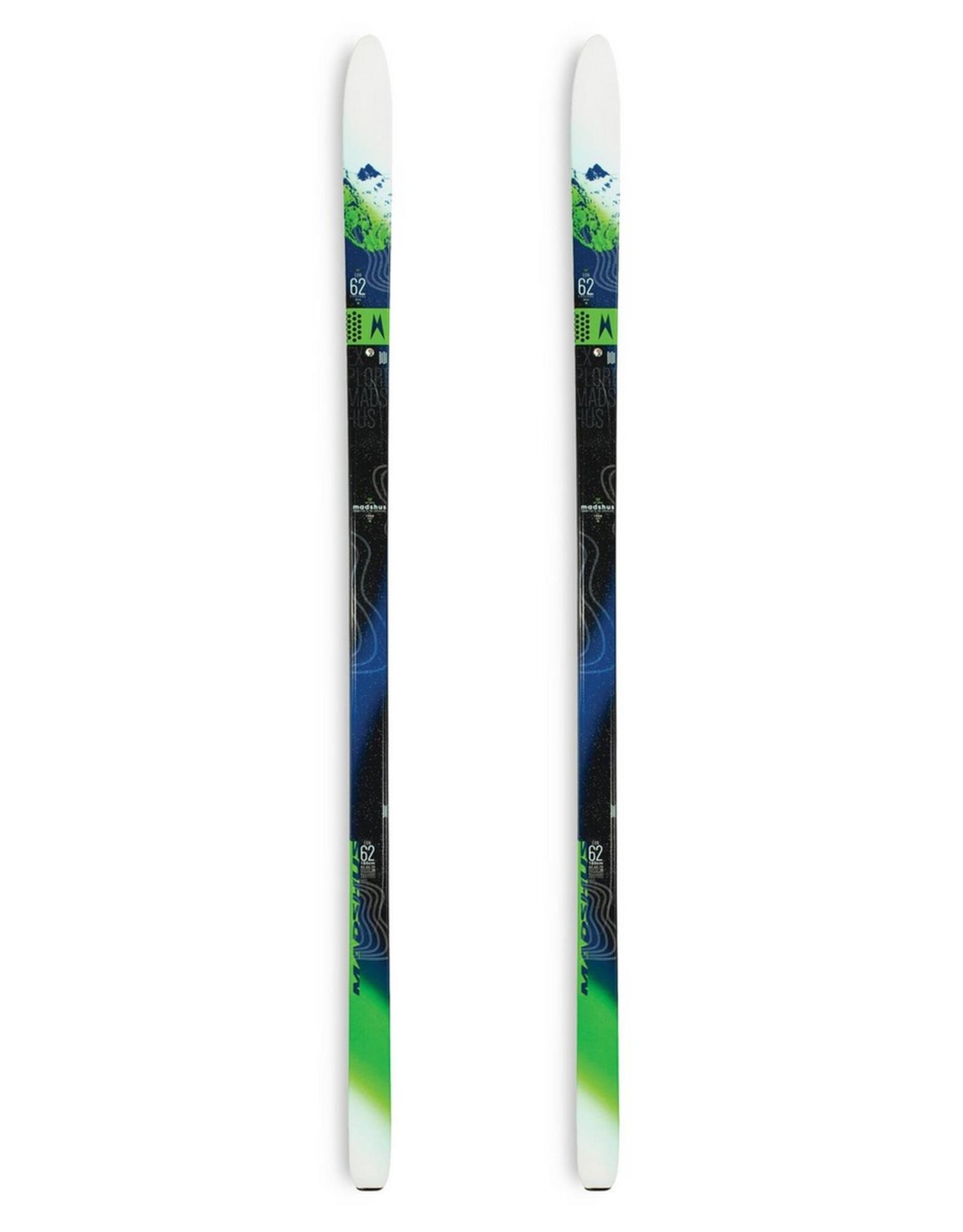 Madshus 2021 Eon 62 XCD Waxless Skis