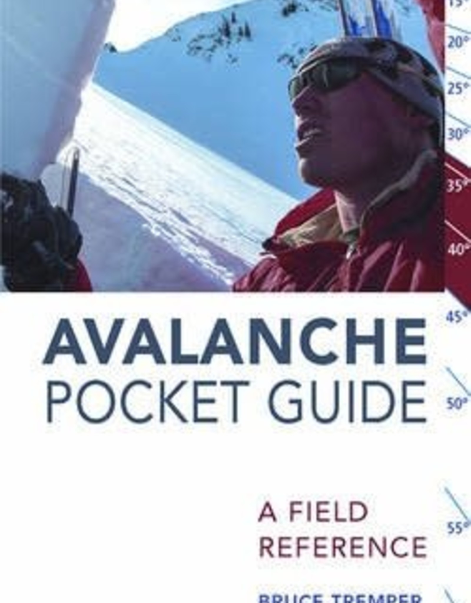 MOUNTAINEERS BOOKS Avalanche Pocket Guide