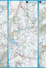 Catamount Trail Map: Northern Vermont