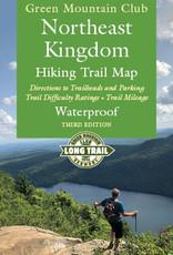 GMC GMC Northeast Kingdom Map 3rd Edition