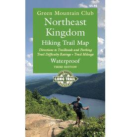 GMC Northeast Kingdom Map 3rd Edition
