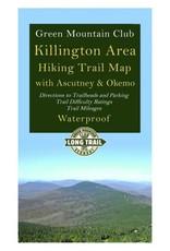 Killington Area Hiking Trail Map 1st ed.