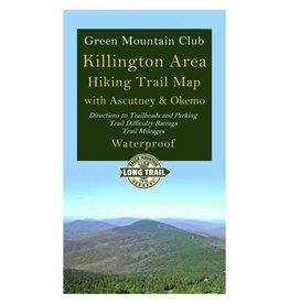 GMC GMC Killington Area Hiking Trail Map 1st ed.