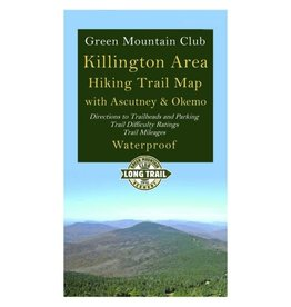 Killington Area Hiking Trail Map 1st ed.