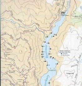 MAP ADVENTURES Map Adventures Northern Vermont Hiking & Biking Trails