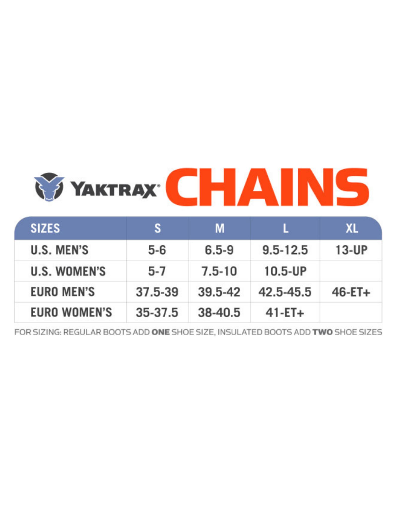 Yaktrax Yaktrax Chains