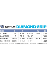 Yaktrax Yaktrax Diamondgrip
