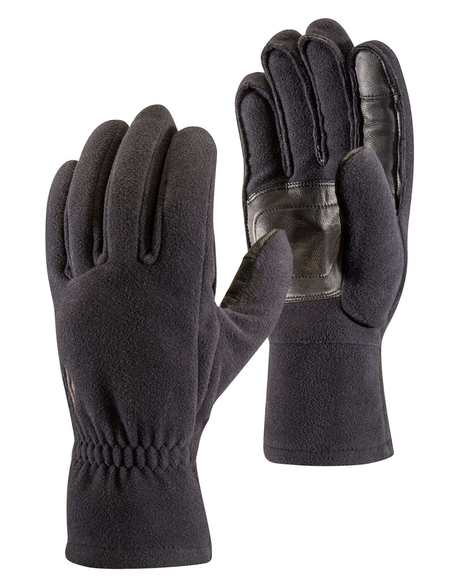 Black Diamond Midweight Windbloc Fleece Liner Glove