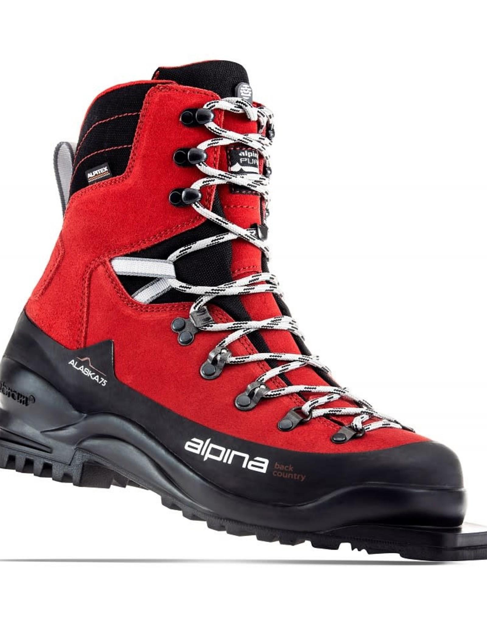Alpina Alpina 2022 Alaska 75mm Backcountry Ski Boots