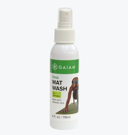 Gaiam Mat Wash 4oz