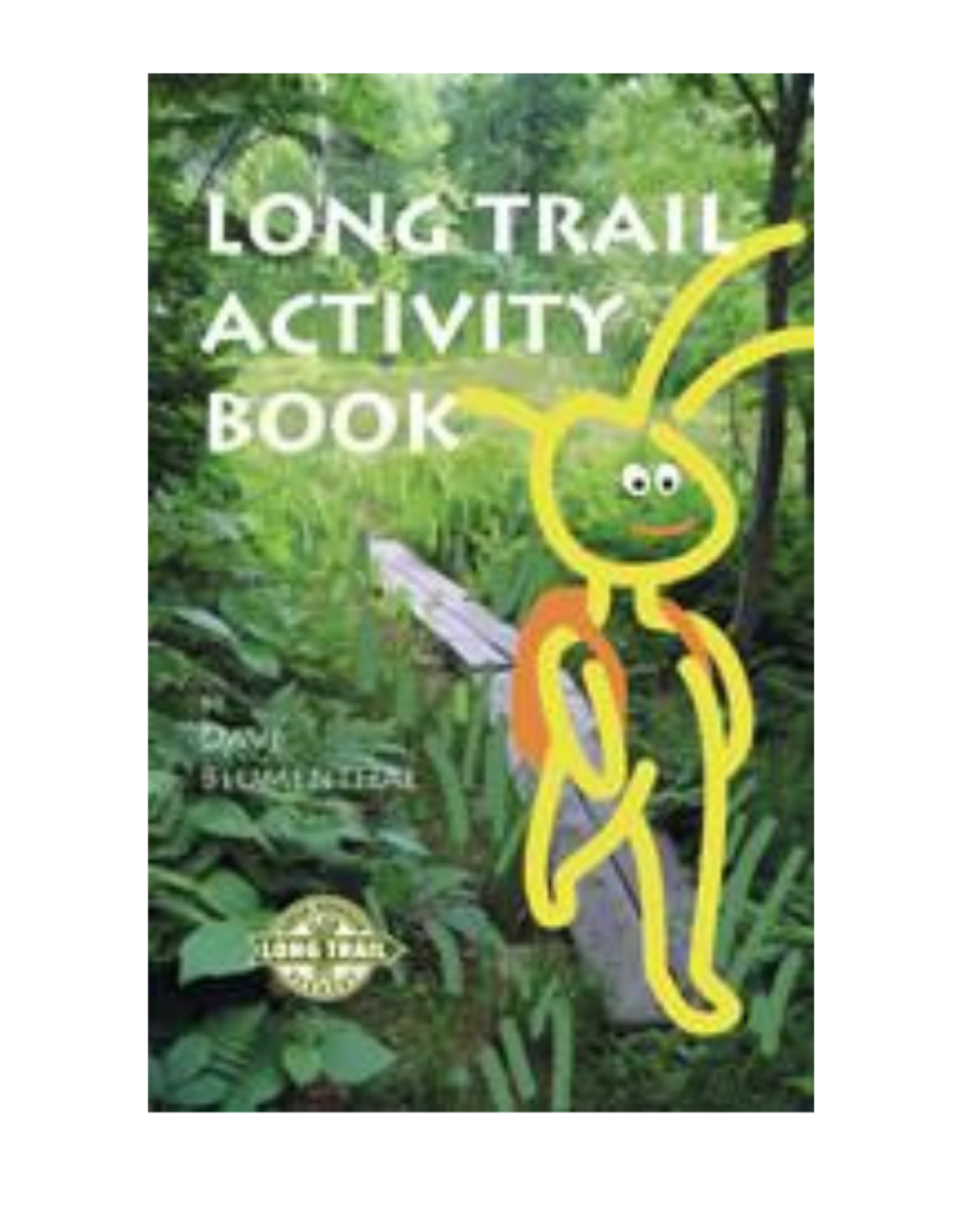 GMC Long Trail Activity Book
