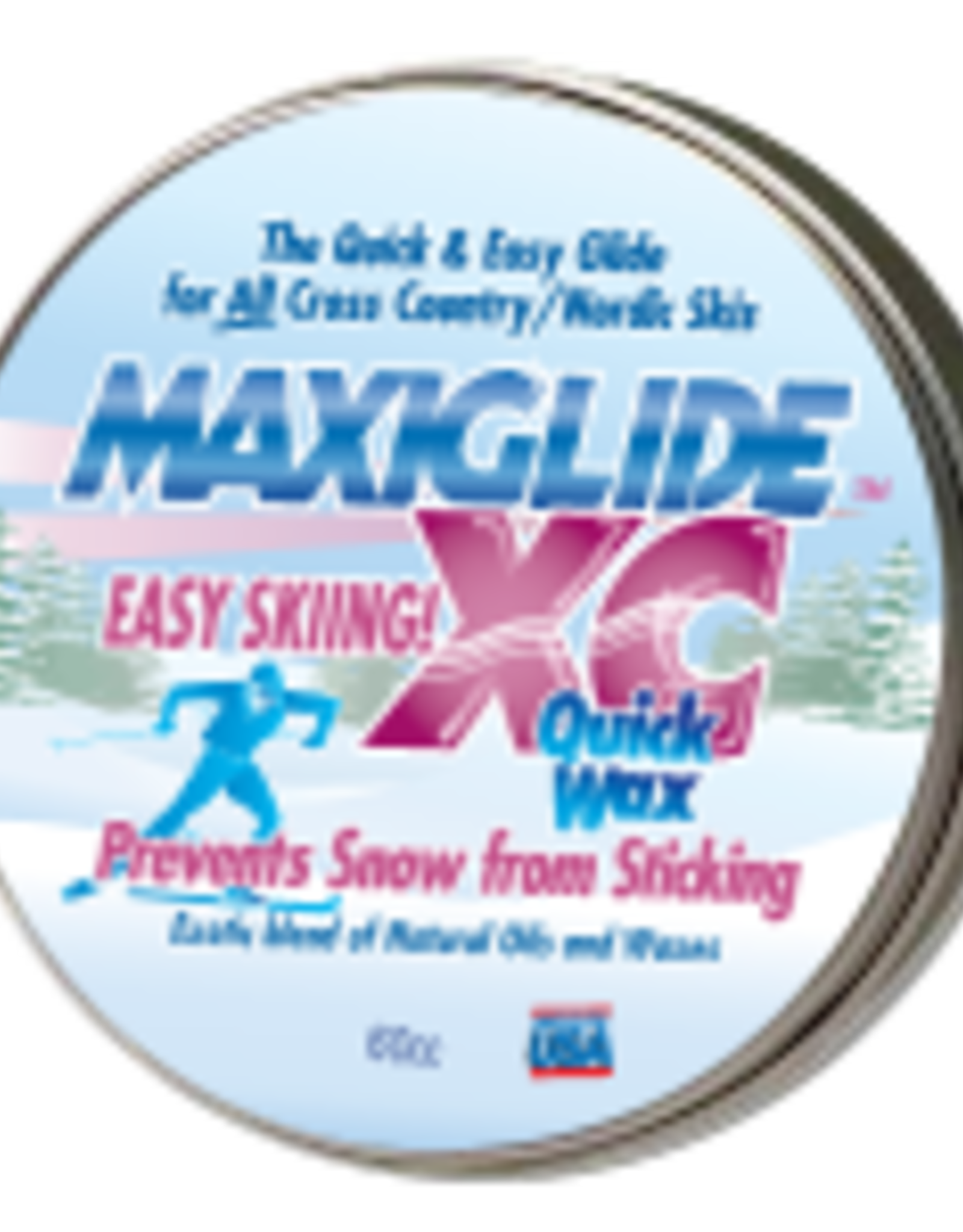 MAXIGLIDE XC QUICK WAX INDIVIDIAL SIZE 60ML