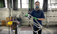 seven cycles frame building