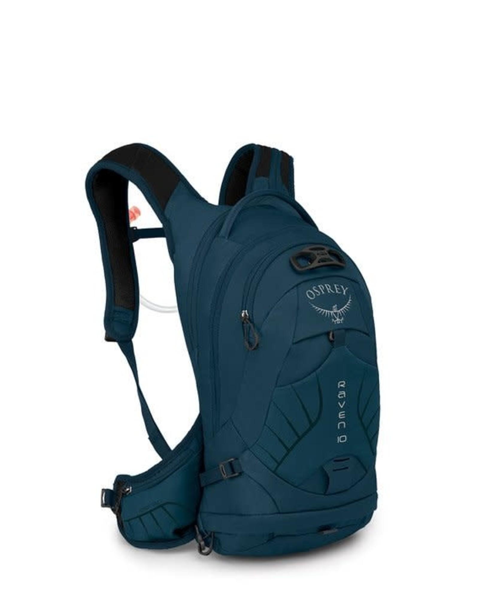 Osprey Osprey Raven 10 Women's Hydration Pack: Blue Emerald