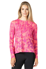 Terry Soleil Flow Long Sleeve Top