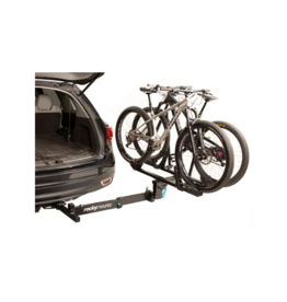 "Rocky Mounts RockyMounts BackStage 2"" Receiver Hitch Rack: 2-Bike, Black"