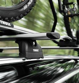 Thule 460R Podium Rapid Aero Foot Pack Tower Set: Fits Rapid Aero Bars, 4-Pack