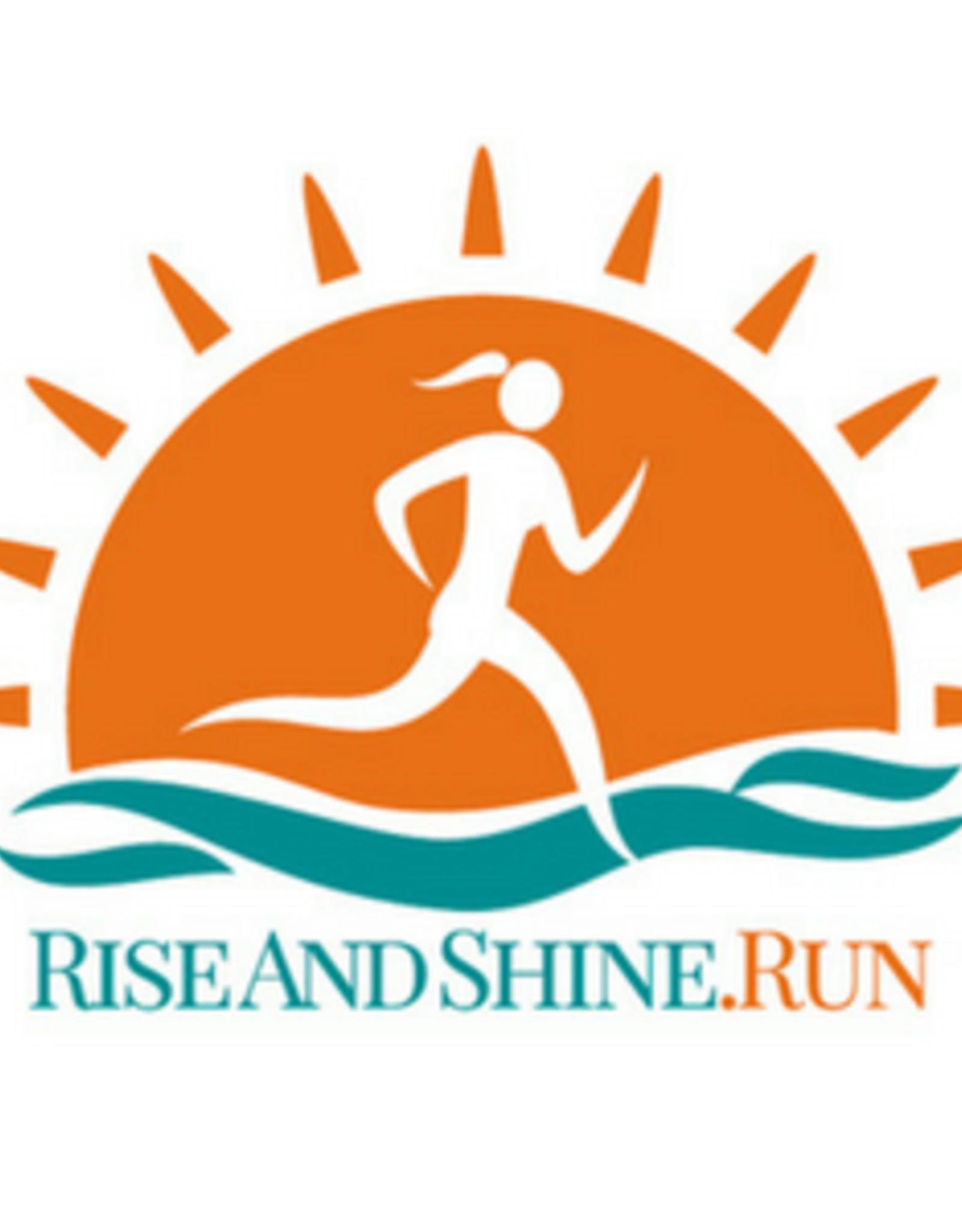 ChiRunning Clinic - Rise And Shine Running - 2nd May 2021