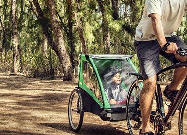 Bike Cargo Trailers