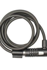 Kryptonite Kryptonite KryptoFlex 1018 Cable Lock - with 4-Digit Combo, 6' x 10mm