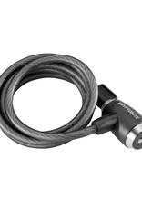 Kryptonite Kryptonite KryptoFlex 1018 Cable Lock with Key: 6' x 10mm