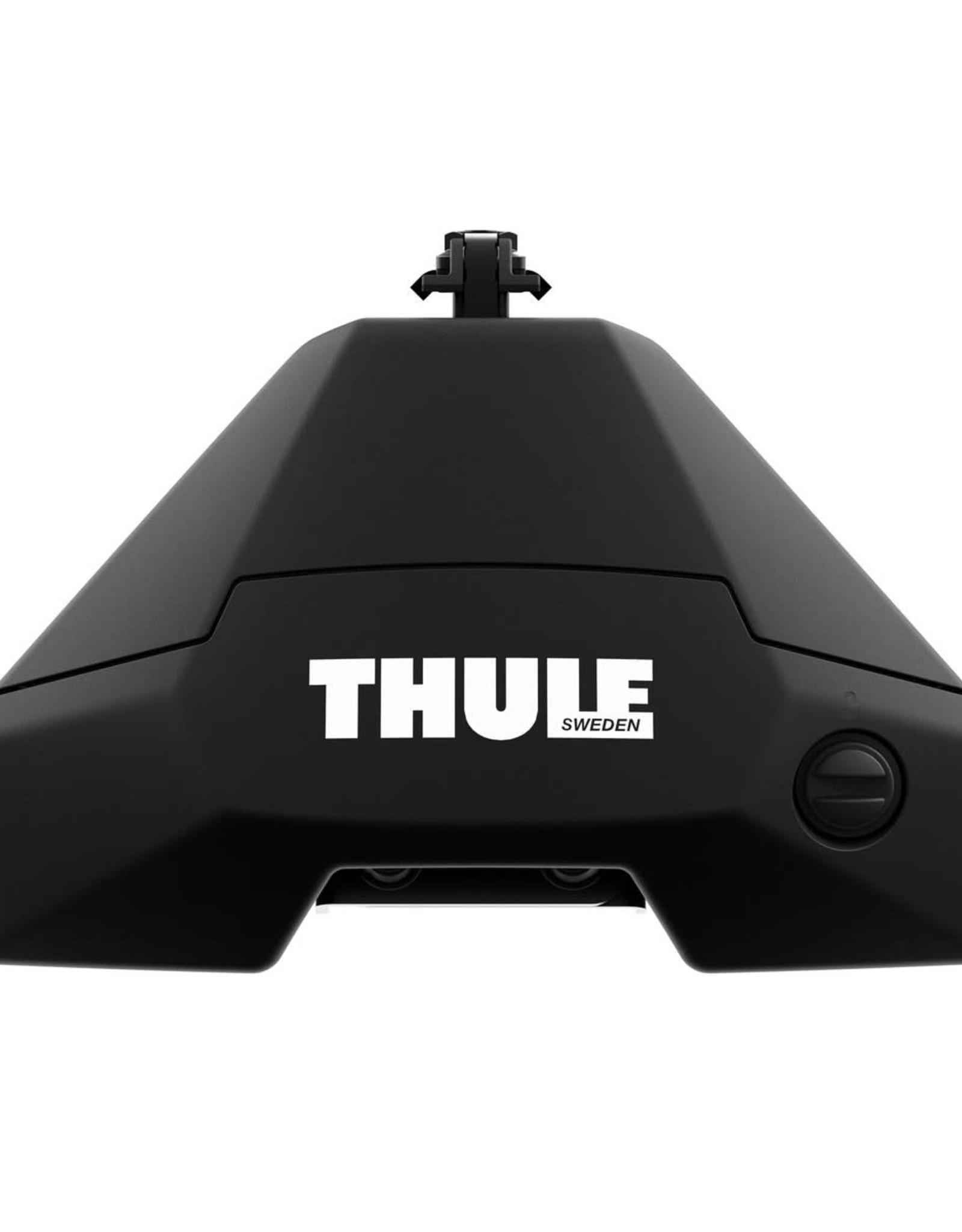 Thule Thule 710501 Evo Clamp Footpack, Set of 4