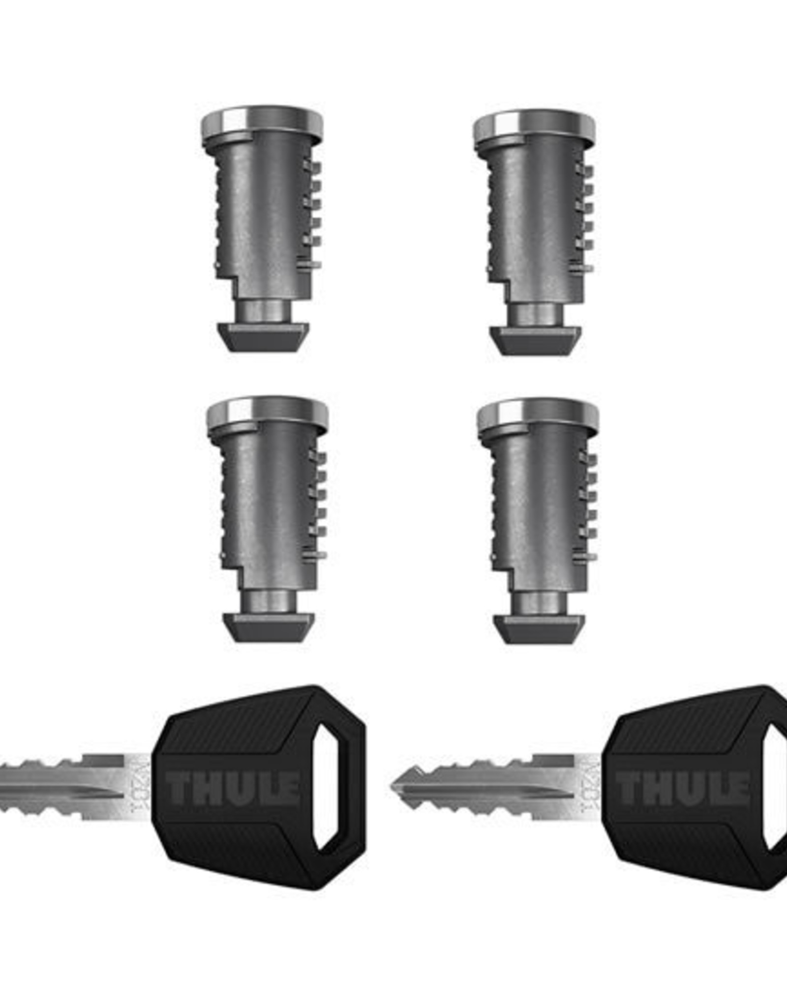 Thule Thule One-Key System 4 Pack