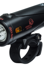 Light and Motion Light and Motion Urban 1000 Rechargeable Headlight: Trooper Black