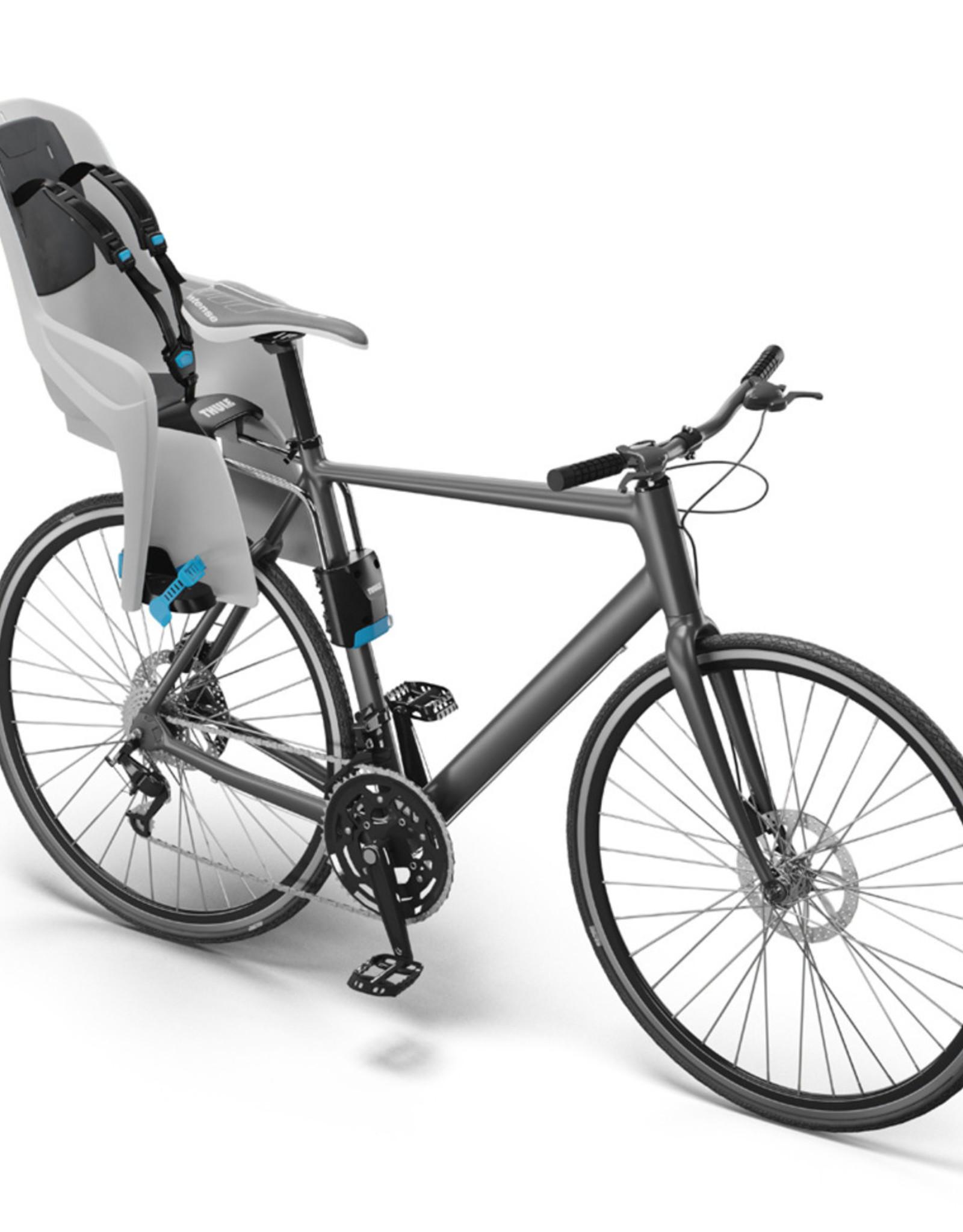 RideAlong Lite Bike Seat LIGHT GRAY