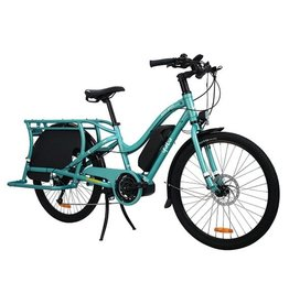 Yuba 2021 Electric Boda Boda ST Aqua E6100 bike