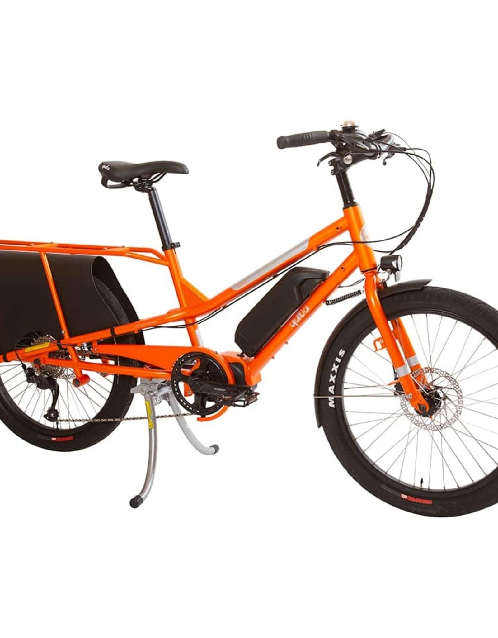 Yuba Bicycles Yuba 2021 Kombi E5 Electric Cargo Bike
