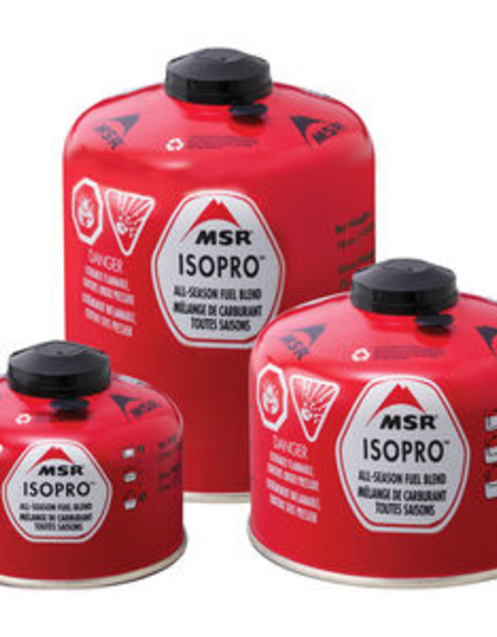 MSR MSR Isopro Canister Fuel 16 oz