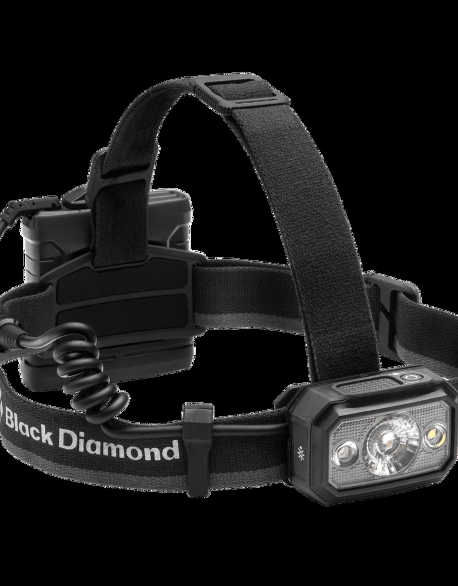 Black 2021 Diamond Icon 700 Headlamp