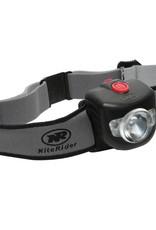 NiteRider NITERIDER FT ADVENTURE 320 HEADLAMP LIGHT USB w/HEADSTRAP