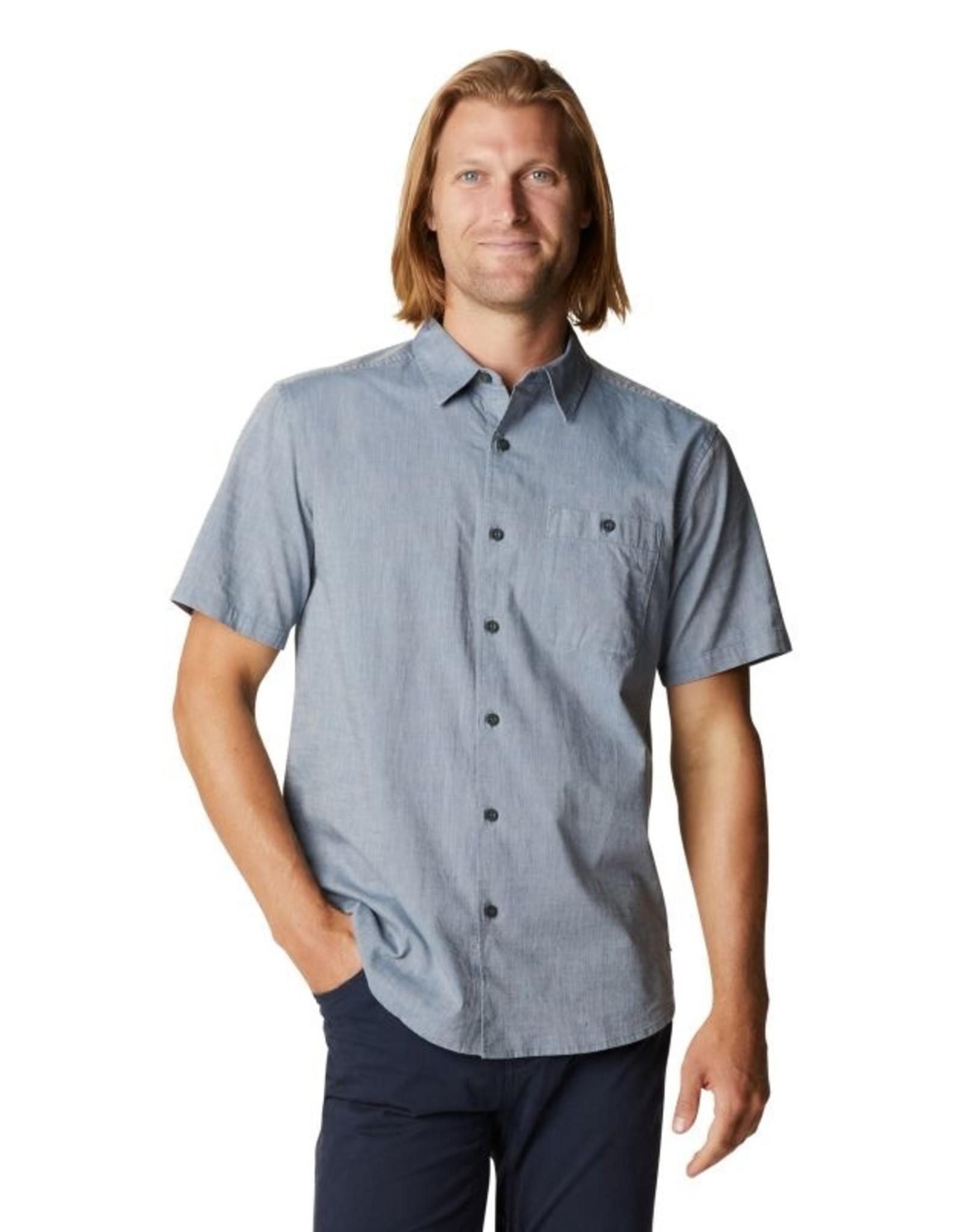 Mountain Hardwear M's Big Cottonwood SS