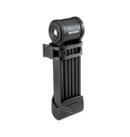 Kryptonite Kryptonite Keeper 585 Folding Lock: Black, 85cm, 3mm