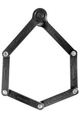 Kryptonite Keeper 585 Folding Lock: Black, 85cm, 3mm