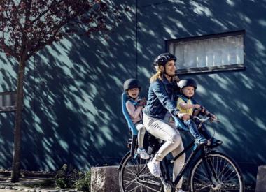Kid Bike Trailers & Carriers