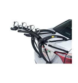 Saris Bones Trunk Rack: 3 Bike, Black AR6121
