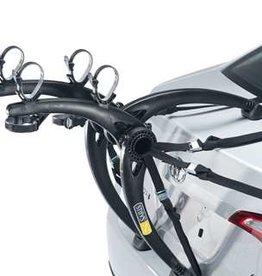 Saris Bones Trunk Rack: 2 Bike, Black