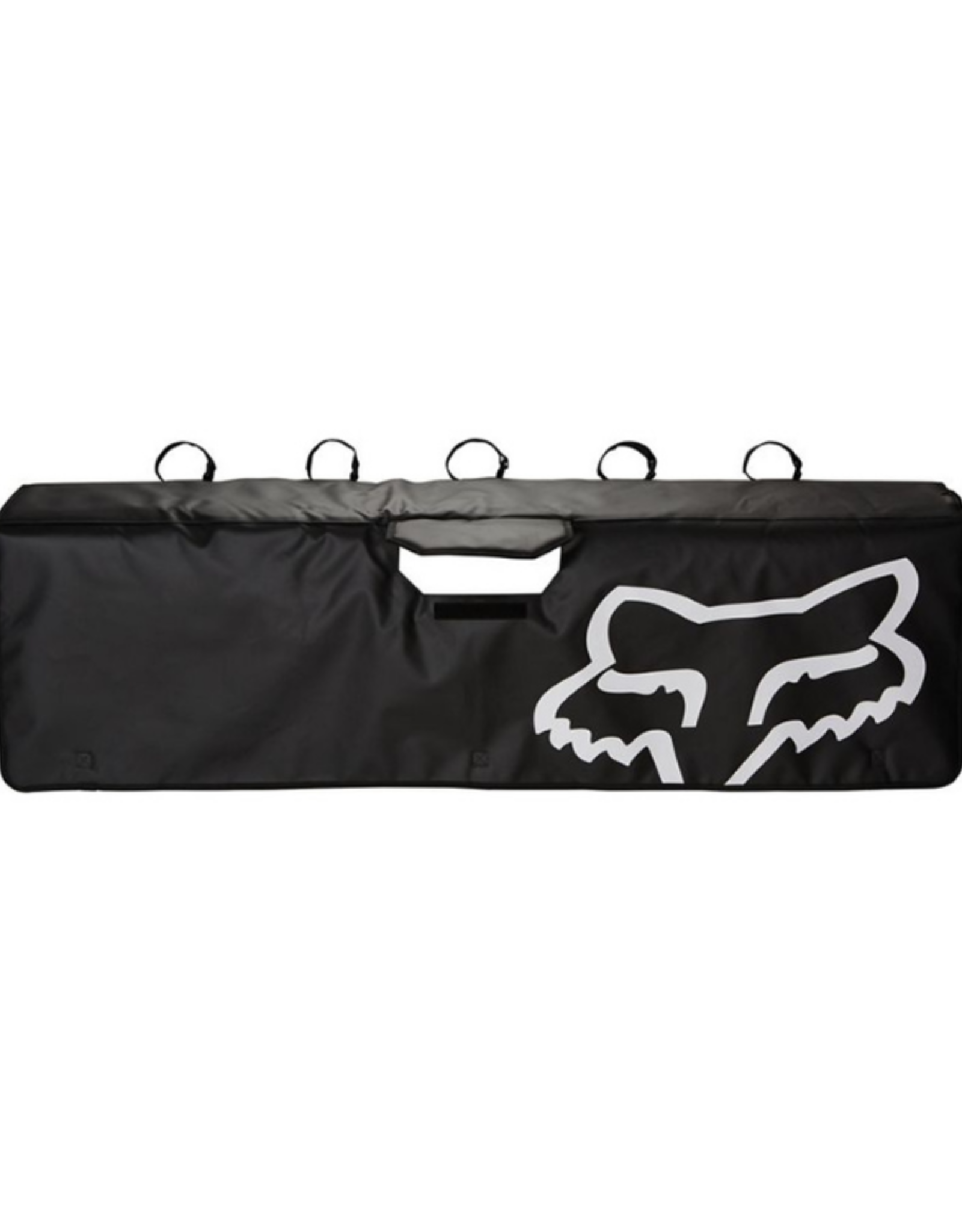 Fox Racing Fox Racing Tailgate Cover: Black Small