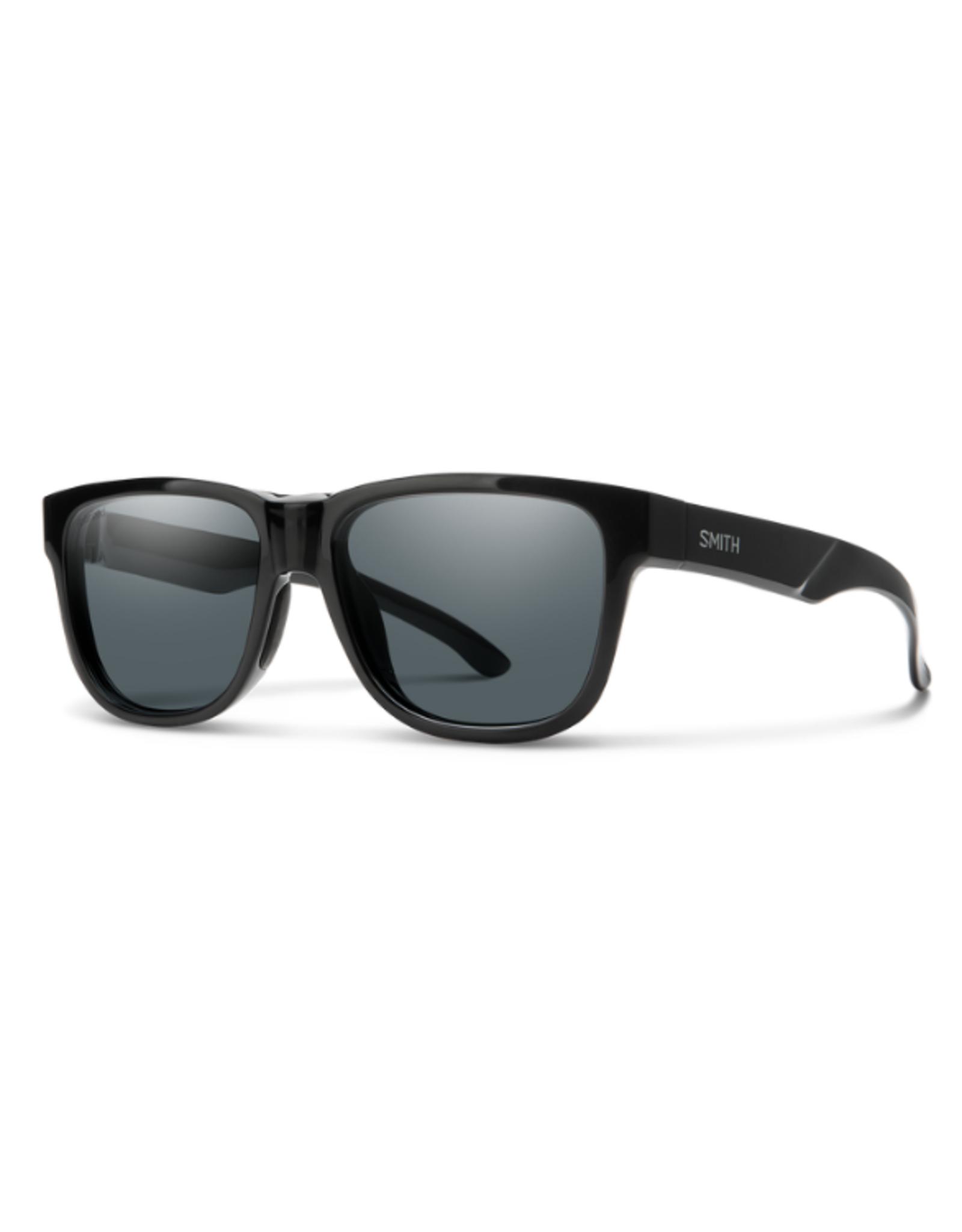 Smith Smith Lowdown Slim 2 - Black/PC Polar Grey