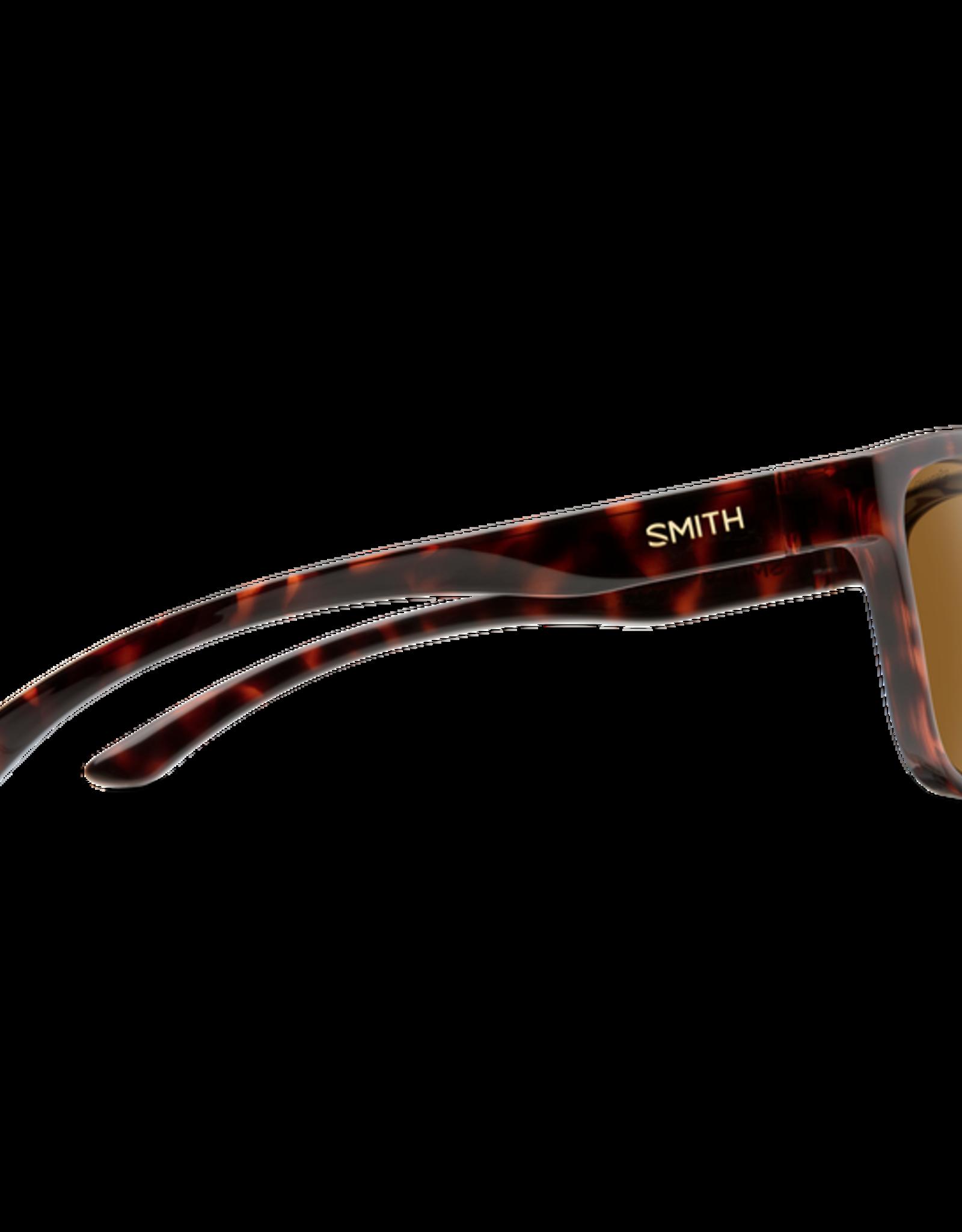 Smith Smith Monterey Sunglasses Tortoise ChromaPop Polarized Brown