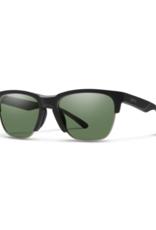Smith Smith Haywire Sunglasses Matte Black ChromaPop Polarized Gray Green