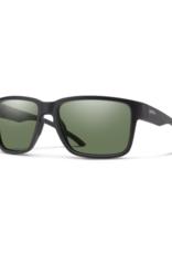 Smith Smith Emerge Sunglasses Matte Black Polarized Grey Green